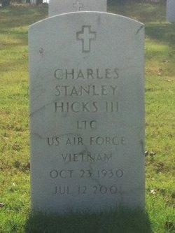 Charles Stanley Hicks, III