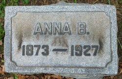 Anna B Bronson