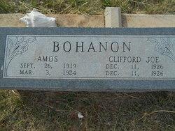 Lester Amos Bohanon