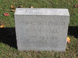 Orrin G. Buckingham