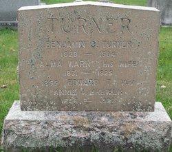 Annie T. <i>Turner</i> Brewer