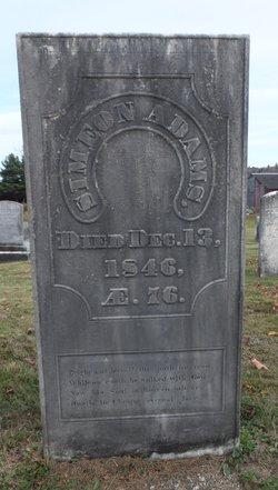 Capt Simeon Adams, Jr