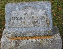 Bessie Fern <i>Pike</i> Dahlberg