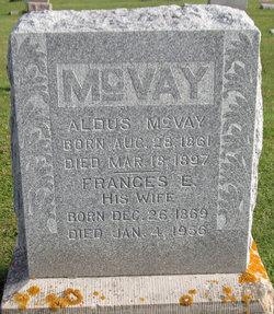 Frances Elizabeth <i>Skea</i> McVay