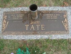 Eva M <i>Elmore</i> Tate