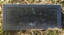 Mary Virginia <i>Raley</i> Jay