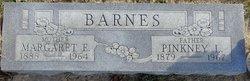 Margaret Ethel Mattie <i>Still</i> Barnes