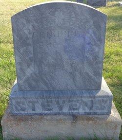 Benjamin James Stevens