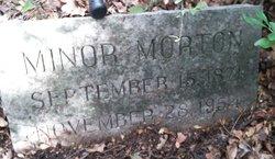 Minor Morton