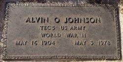 Alvin Oleen Johnson