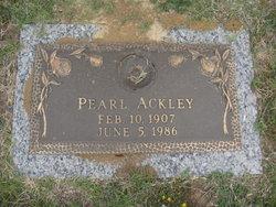 Pearl Ackley