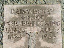 Daisy Belden <i>Berry</i> Fleming