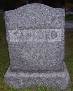 Mable E. <i>Anderson</i> Sanford