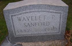 Wavelet P. Sanford