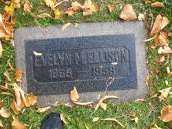 Evelyn May <i>Schofield</i> Ellison