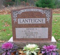 Martha Clara Lanteigne