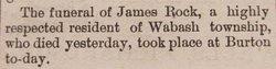 James O Rock