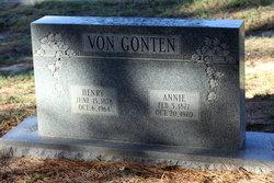 Anna <i>Schwarz</i> Von Gonten