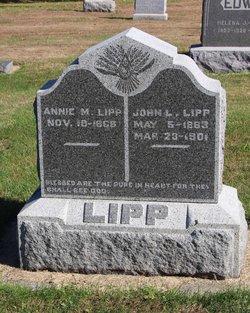 Annie Mary <i>Berrey</i> Lipp