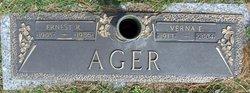 Verna <i>Etter</i> Ager