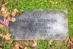 Mannie Brewer