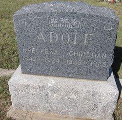Christian Adolf