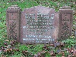 Myra Elizabeth Docker