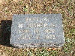 Bert W. Conner, Jr