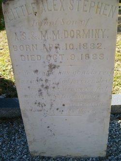 Alex Stephen Dorminy