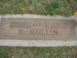 Elizabeth Bessie <i>Hunt</i> McMullin