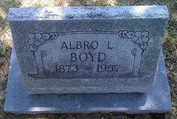Albro Lafrombe Boyd