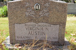 Virginia N. Puggie <i>Butts</i> Austin