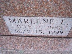 Marlene E Benz