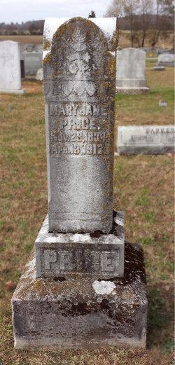Margaret Jane <i>Richardson</i> Price