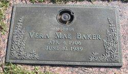 Vera Mae <i>Rhodes</i> Baker