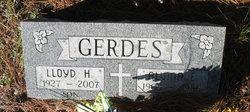 Lloyd H Gerdes