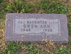 Gwen Ann Burmeister