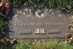 Hazel Marie <i>Thompson</i> Wayman