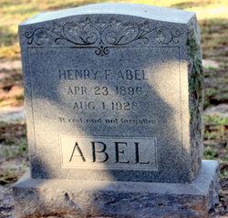 Henry Frank Abel