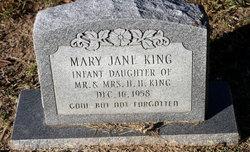 Mary Jane King