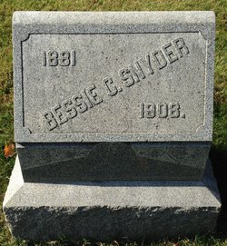 Bessie G. Snyder