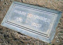 Fannie Purviance