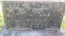 Hattie Walker