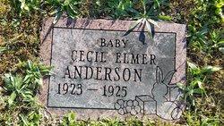 Cecil Elmer Anderson