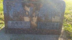 Charlotte A Anderson