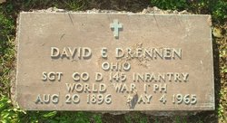 David Edgar Drennen
