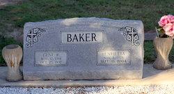 Henrietta Rose <i>Janssen</i> Baker