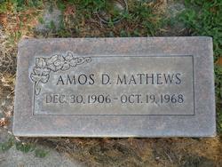 Amos D. Mathews