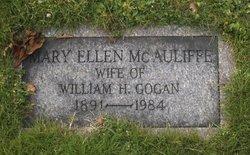 Mary Ellen <i>McAuliffe</i> Gogan