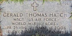 Gerald Thomas Hatch